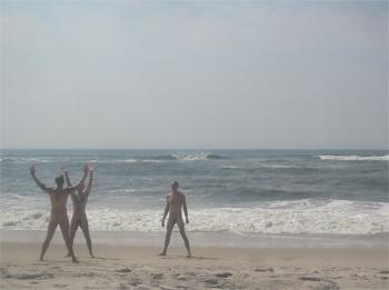 Robert Moses Clothing Optional Beach
